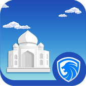 AppLock Theme - Taj Mahal icon