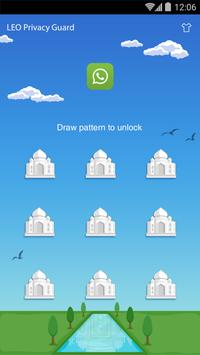 AppLock Theme - Taj Mahal apk screenshot
