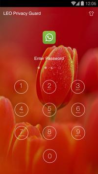 AppLock Theme - Tulip Theme screenshot 2