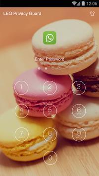 AppLock Theme - Macaron Theme apk screenshot