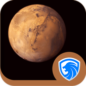 AppLock Theme - Mars Theme icon