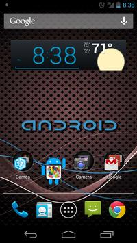Battery Widget Cosplay (Trial) apk screenshot