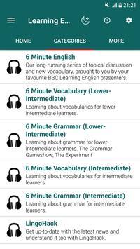 BBC Learning English 截图 1