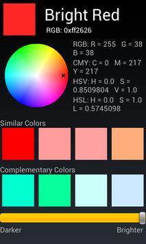 Color Scanner poster
