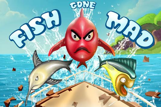 Fish Gone Mad poster