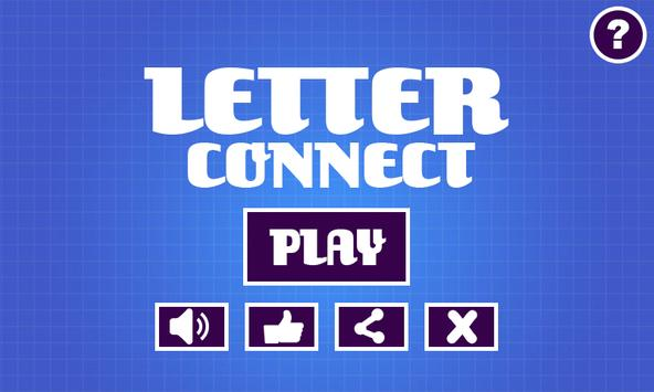 Letter Connect poster