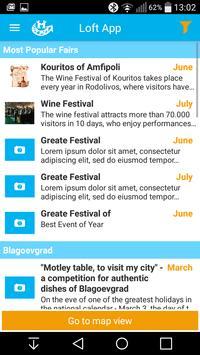 LOFT mobile screenshot 1