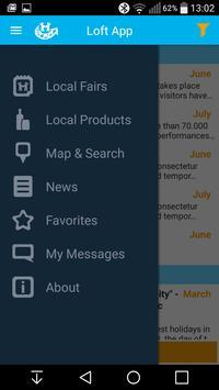 LOFT mobile screenshot 2