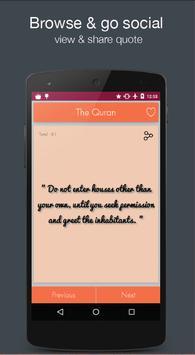 Quotes Live Wallpaper apk screenshot