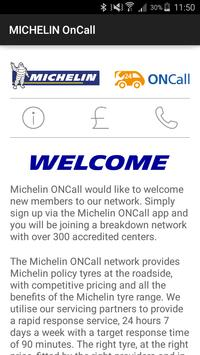 MICHELIN OnCall poster