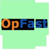 Opfast icon
