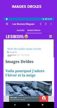 Les Bonnes Blagues screenshot 1