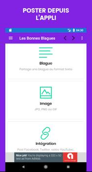 Les Bonnes Blagues screenshot 3