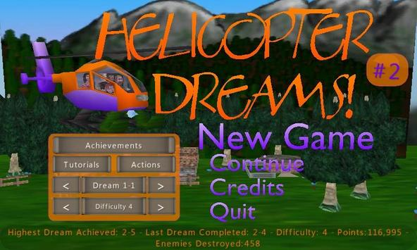 Helicopter Dreams 2 poster