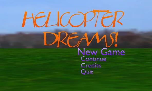 Helicopter Dreams poster
