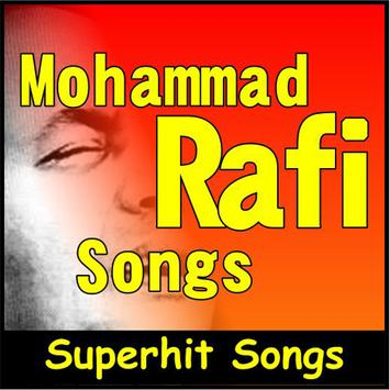 Mohammad Rafi Songs poster
