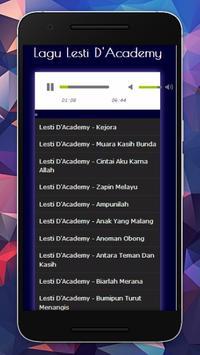 Song Collection: LESTI D'ACADEMY screenshot 3