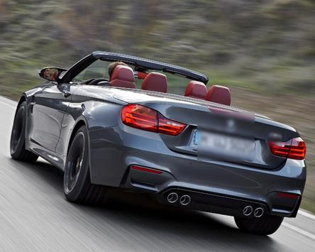 Top Jigsaw Puzzles BMW M4 Cabrio screenshot 3
