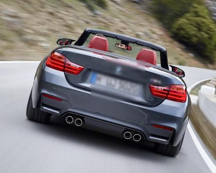 Top Jigsaw Puzzles BMW M4 Cabrio apk screenshot