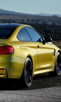 Top Jigsaw Puzzles BMW M4 Coupe apk screenshot