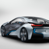 Top Jigsaw Puzzles BMW i8 Concept icon