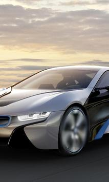 Top Jigsaw Puzzles BMW i8 Concept poster