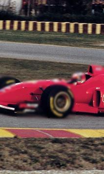 Top Jigsaw Puzzles Ferrari F Cars poster