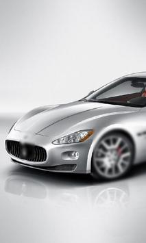 Top Jigsaw Puzzles Maserati poster