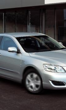 Top Jigsaw Puzzles Toyota Aurion poster