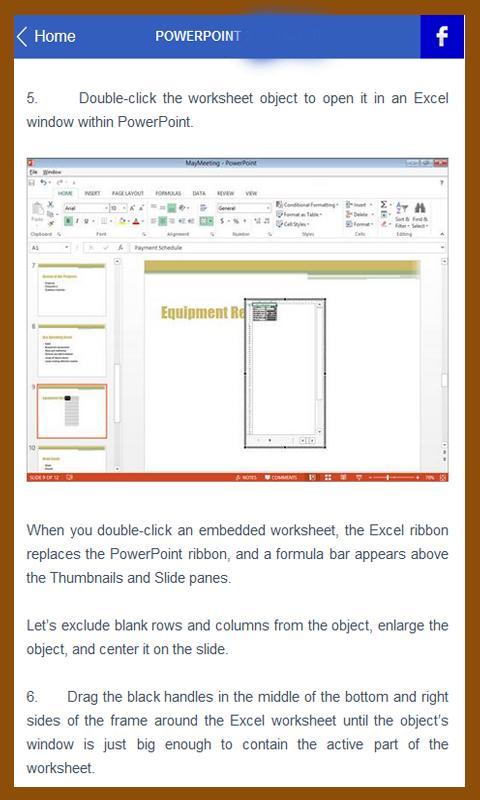learn powerpoint 2013 tutorial descarga apk gratis educación