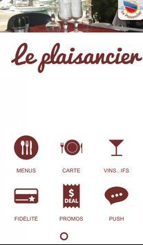 Le Plaisancier poster