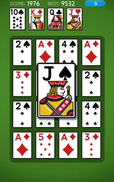 Solitaire 2048 screenshot 2