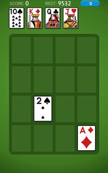 Solitaire 2048 screenshot 4