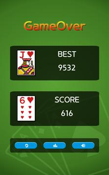 Solitaire 2048 screenshot 7