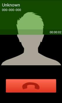 Fake Call скриншот 1