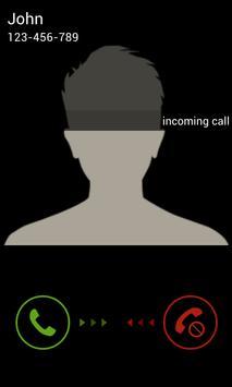 Fake Call скриншот 4