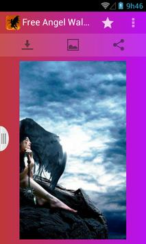 Free Angel Wallpapers HD apk screenshot