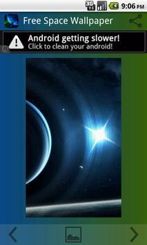 Free Space Wallpapers HD apk screenshot