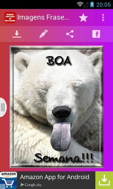 Imagens Frases De Boa Semana For Android Apk Download