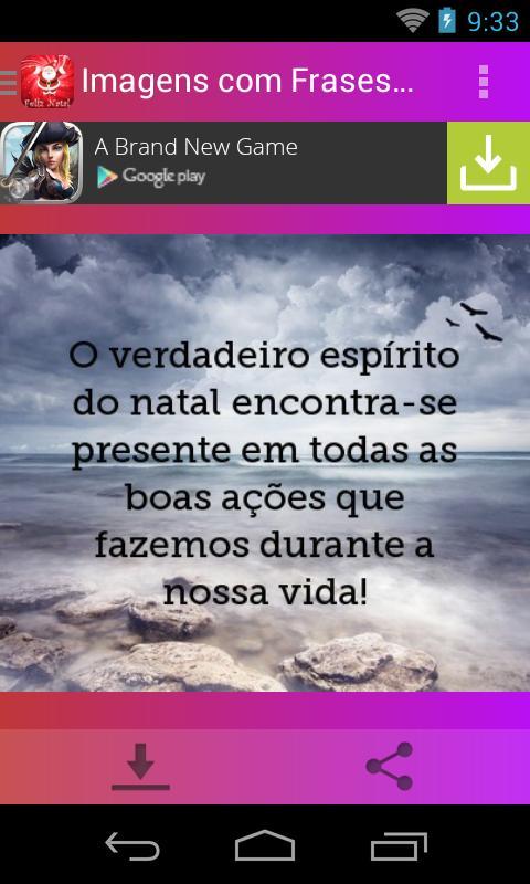 Imagens Com Frases De Natal For Android Apk Download