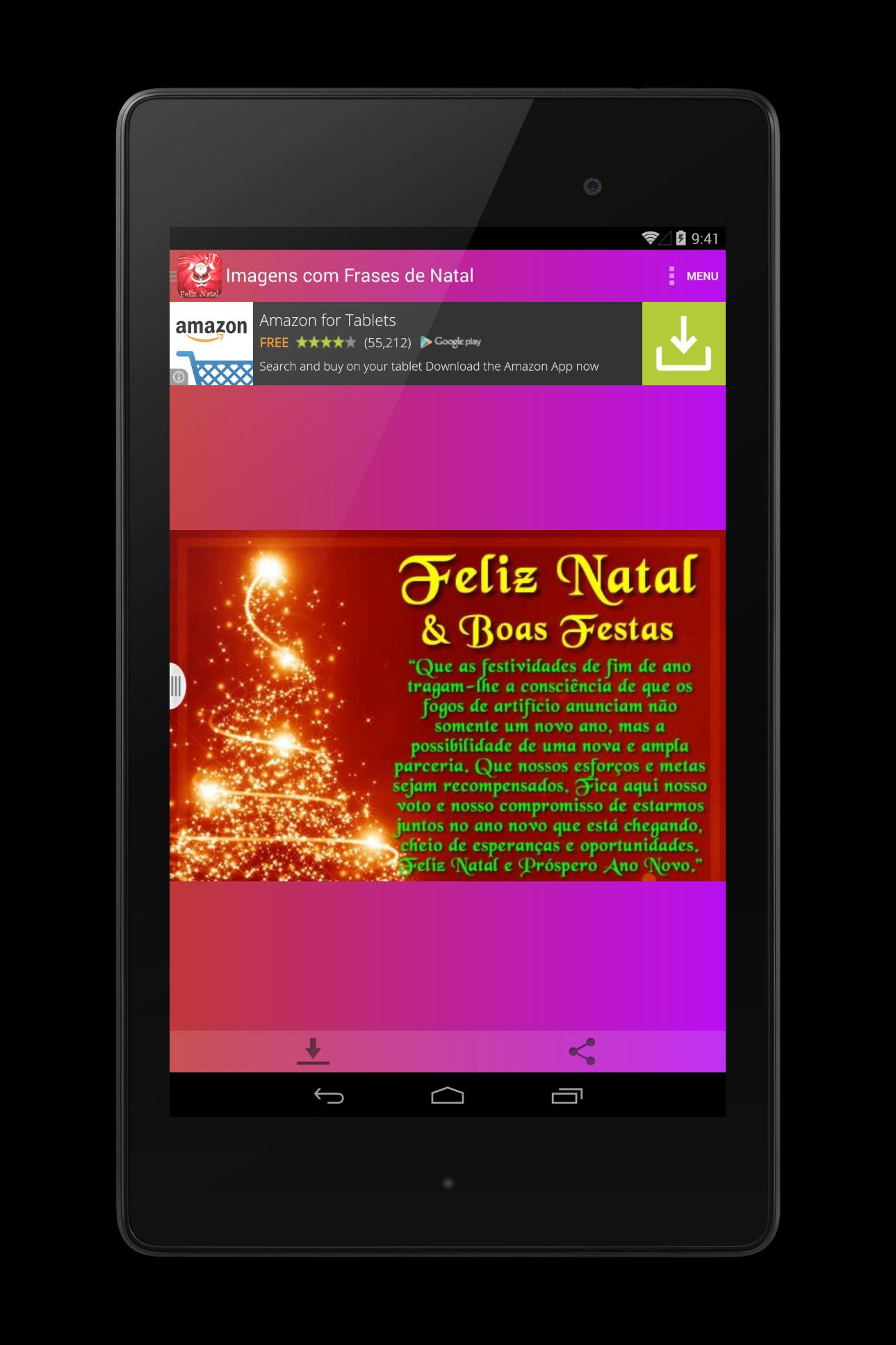 Imagens Com Frases De Natal For Android Apk Download