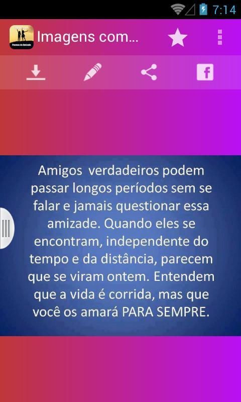Imagens Com Poemas De Amizade For Android Apk Download