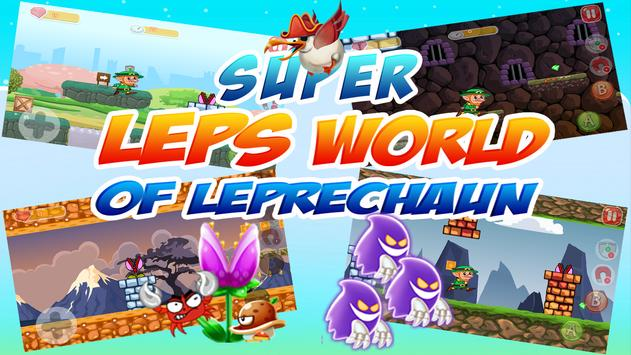 Super world adventure of leps apk screenshot