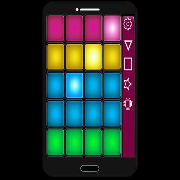 Music Loops blender screenshot 1