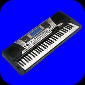 organ Playing icon