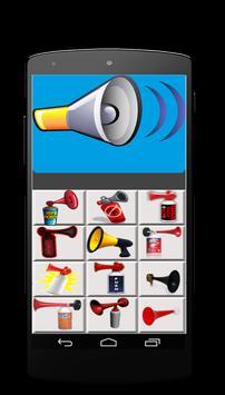 Horns and Sirens apk screenshot