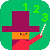 lernin: Numbers and Maths educational games icon