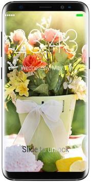 Spring Flowers App poster