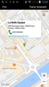 La Belle Équipe Caen screenshot 6