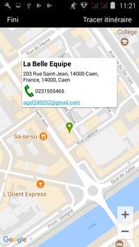 La Belle Équipe Caen screenshot 2